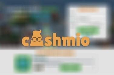 welcome Cashmio casino