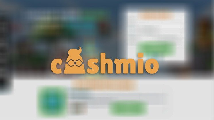 welcome Cashmio casino