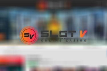 1st deposit SlotV