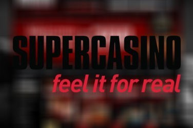 Welcome SuperCasino Bonus