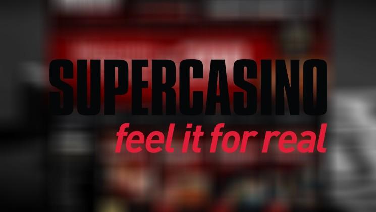 Super Casino Welcome