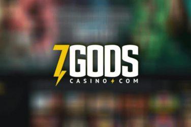 Gods Casino welcome