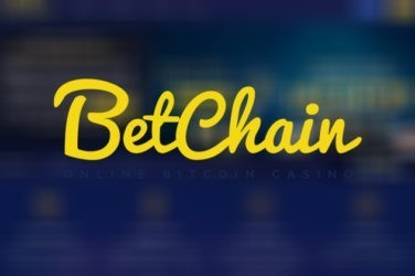 BetChain casino welcome