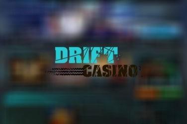 Drift Casino Welcome