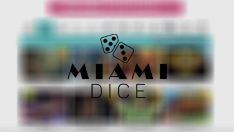 Dice Casino welcome