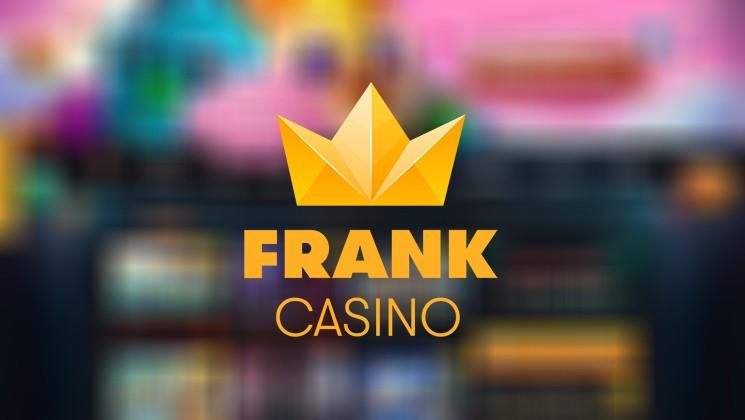 Frank Casino Welcome