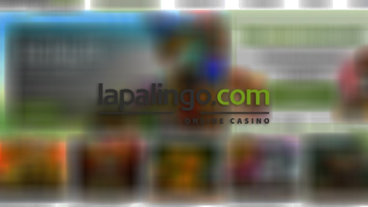 lapalingo casino welcome