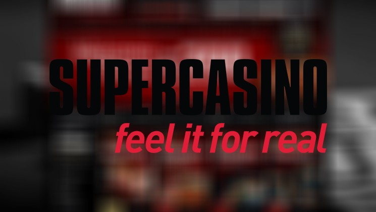 super casino welcome offer