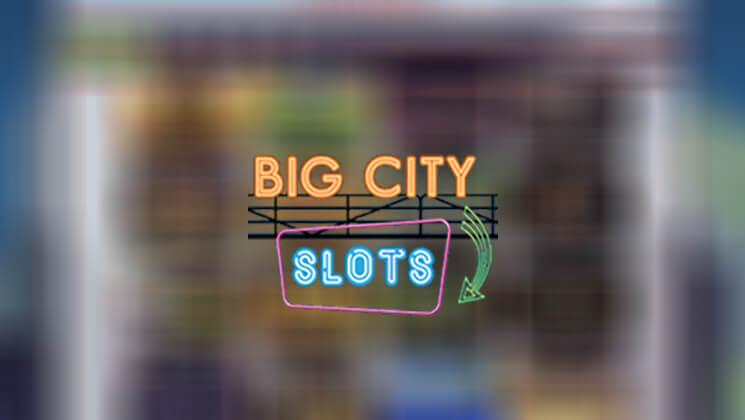 City Slots bonus offer