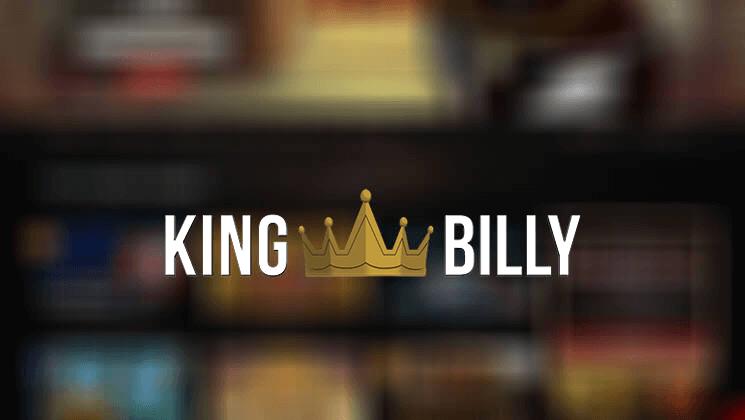 huge King Billy