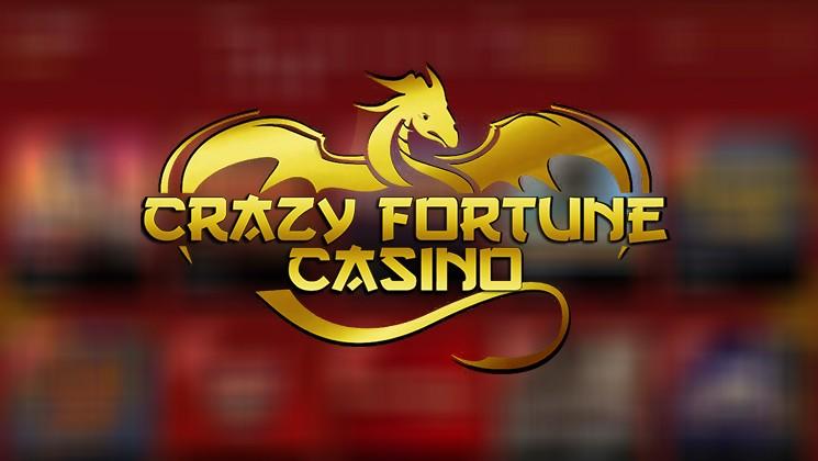 Crazy Fortune Casino bonus