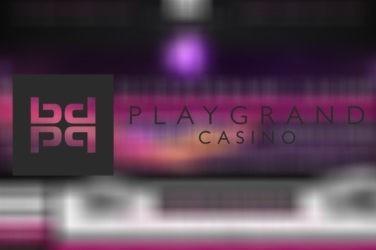 PlayGrand Casino welcome