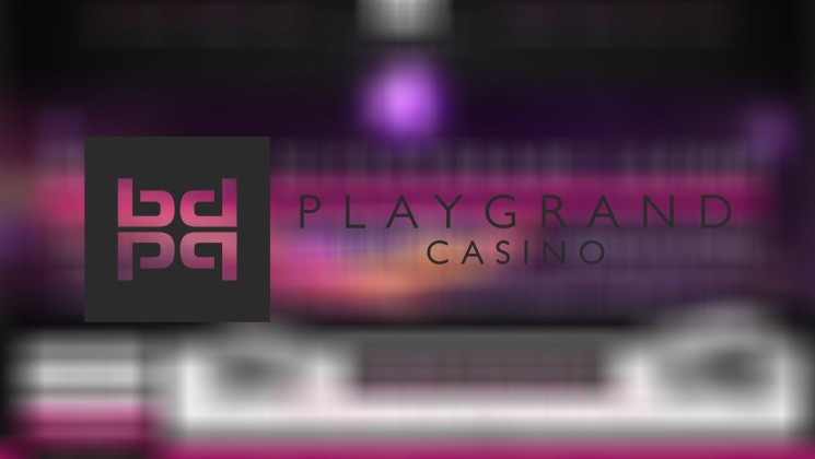 PlayGrand Casino welcome