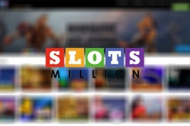 SlotsMillion Casino Bonus Offer
