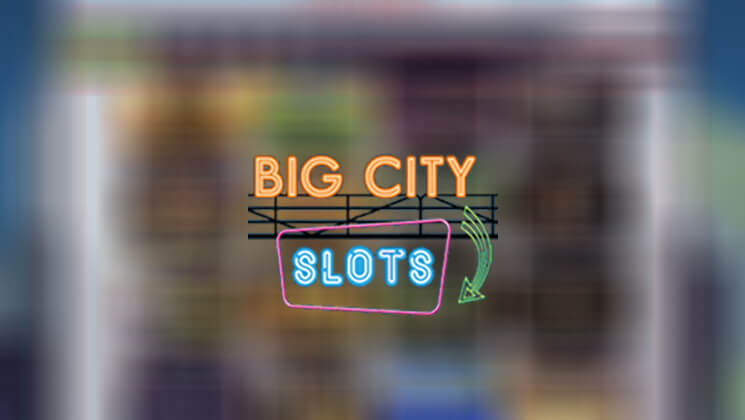 City Slots welcome offer