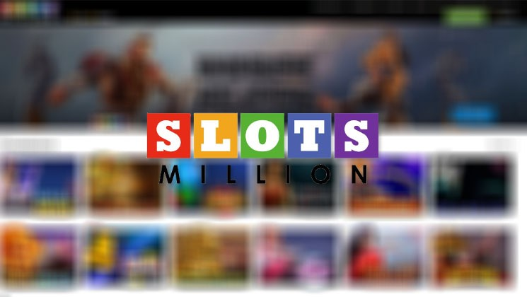 slotsmillion casino special bonus