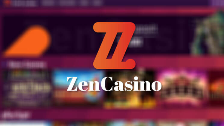 Zen Casino Welcome Bonus