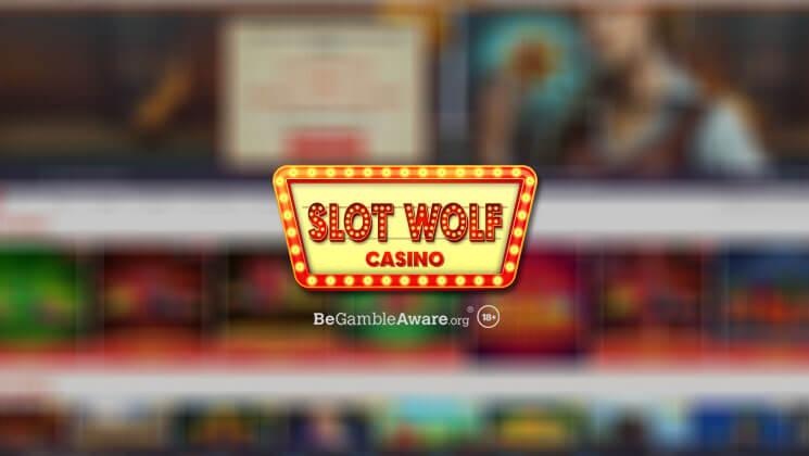 Kasino SlotWolf
