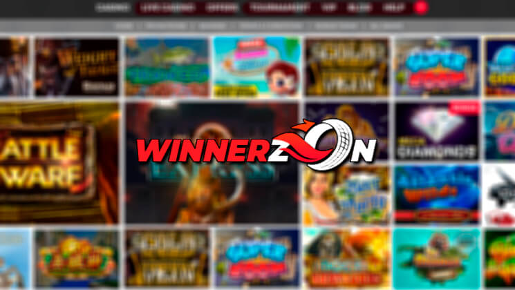 WinnerzOn Casino Bonus