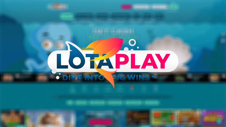 Logo bonus lotaplay