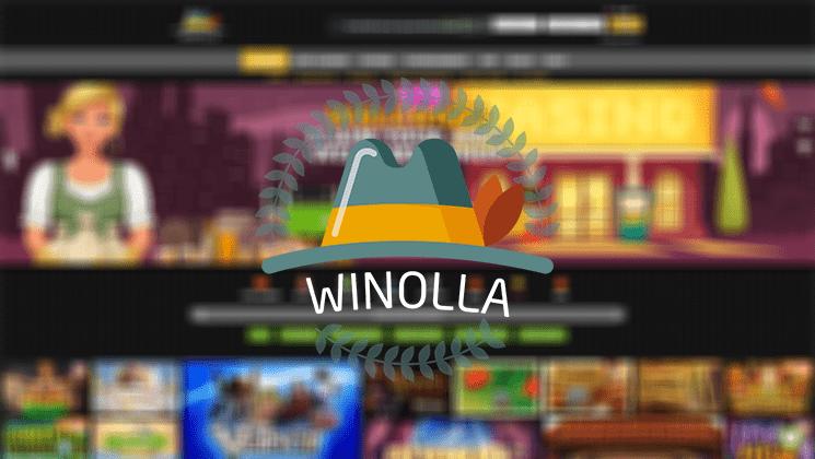 Logo bonus Winolla
