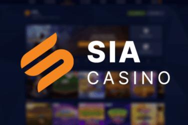 SIA Casino Bonus
